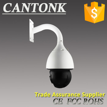 Cantonk 2mp 18x optical zoom AHD TVI CVBS high speed dome ptz camera