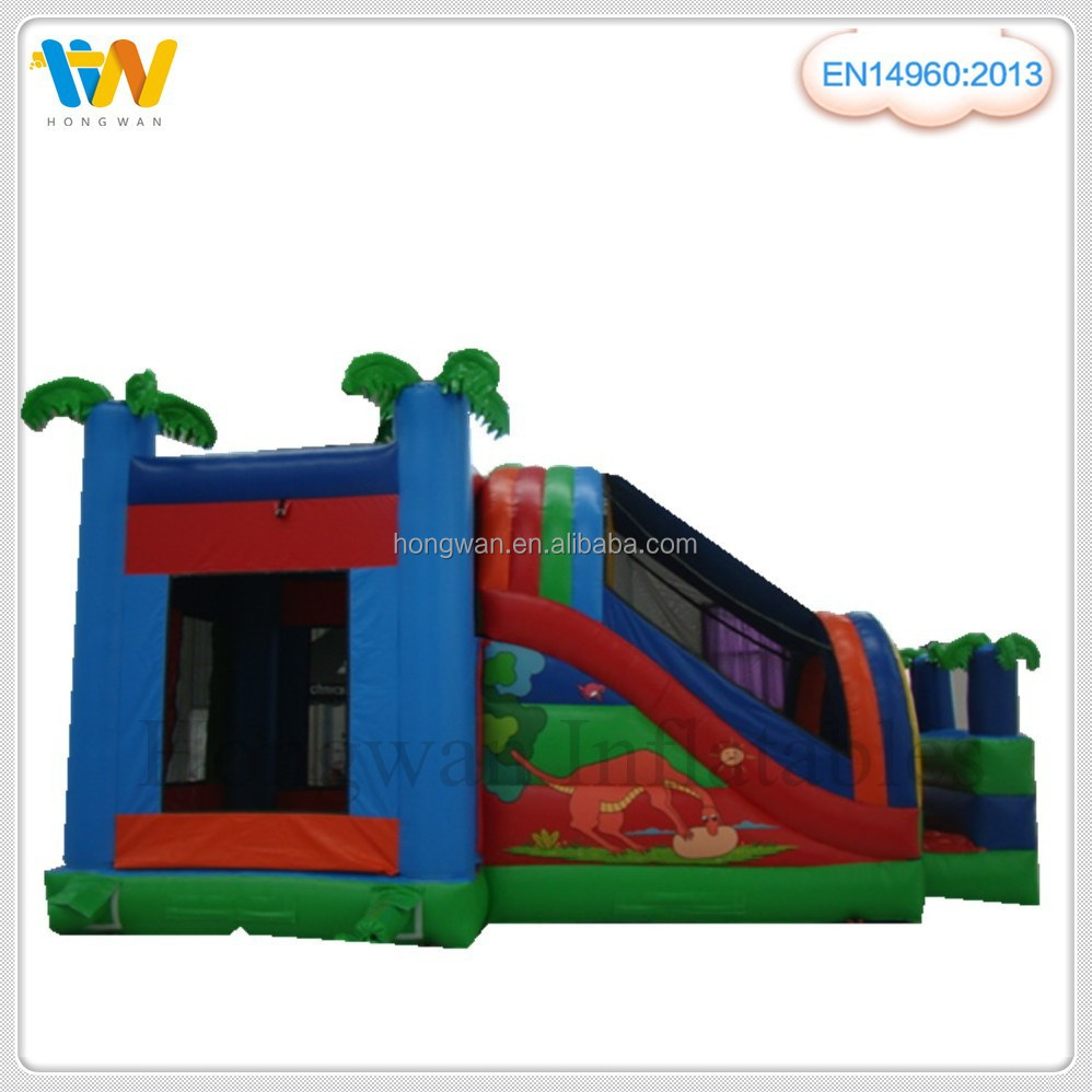 cheap inflatable bouncer slide/ inflatable combos