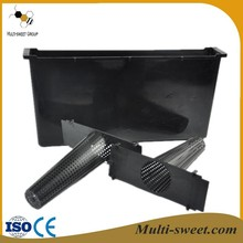 Deep feeder-plastic water bee feeding box frame feeder