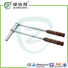 Orthopedic instruments 6.0mm rod cutter USS veterinary orthopedic surgical 6.0mm steel made cutter long handle