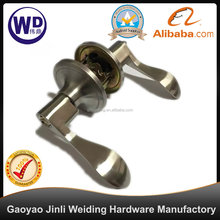 Stainless Steel Tubular Leverset Door Lock