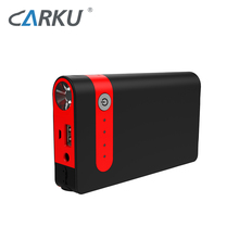 carku 12V car multifunction lithium battery jump starter 8000mAh for 3000cc gas car