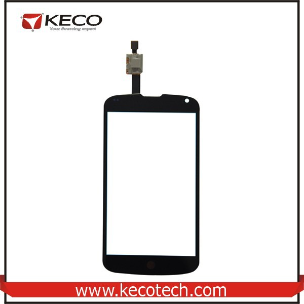 For LG E960 Nexus 4 Original Touch digitizer glass Cell phone accessories
