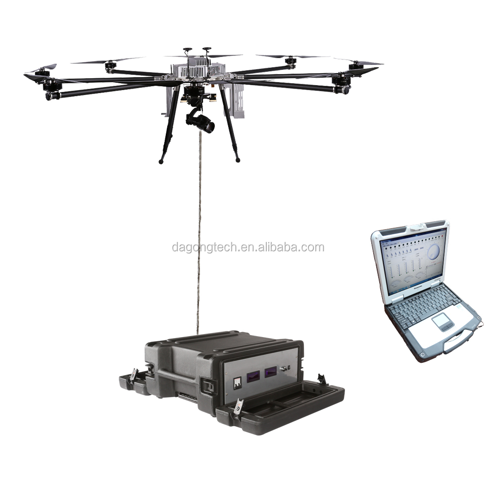 Professional 10kg ground power unit aircraft long flight time uav drone