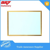 High quality cheap whiteboard, no magnetic whiteboard