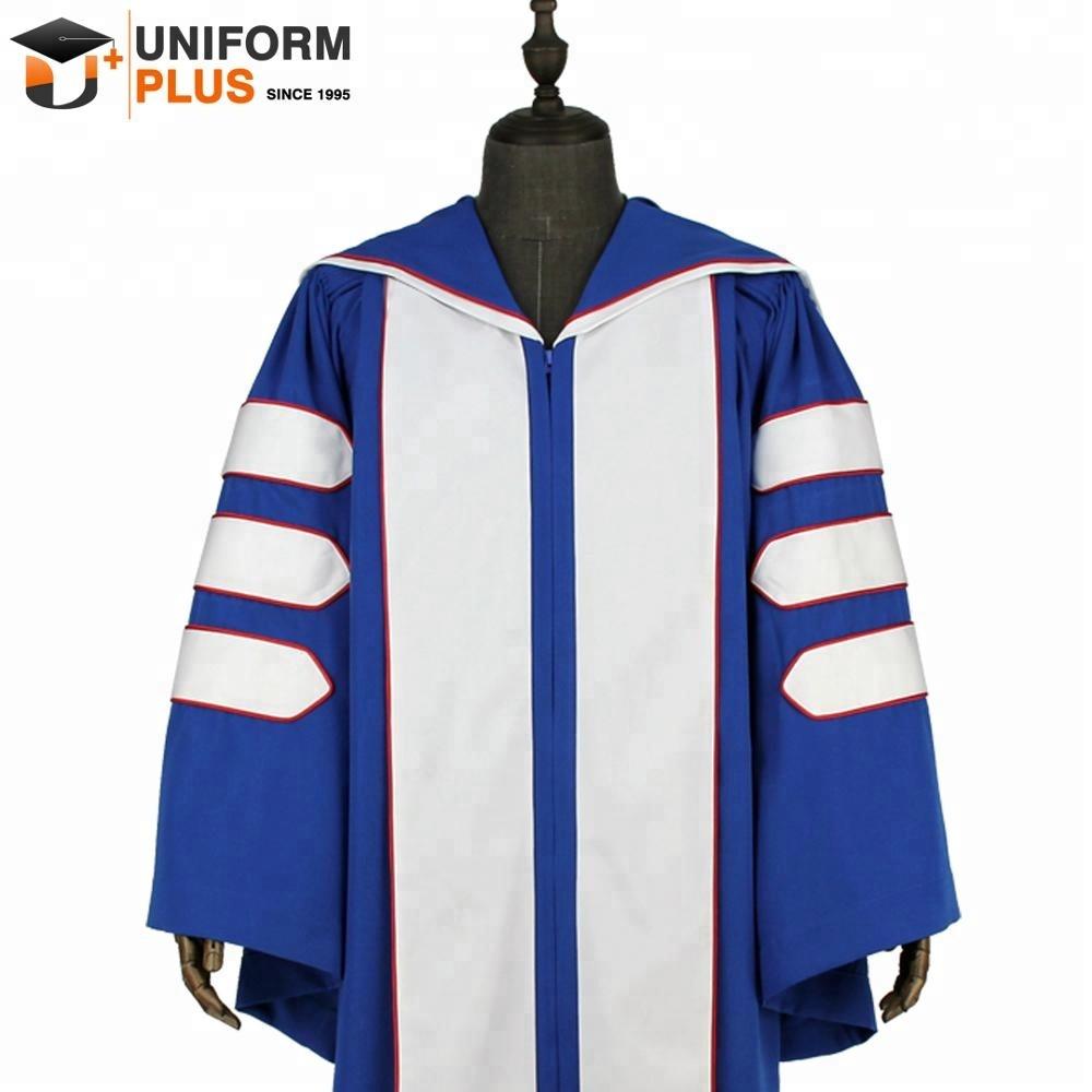 Custom Doctoral Graduation Gown, Custom Doctoral Graduation Gown ...