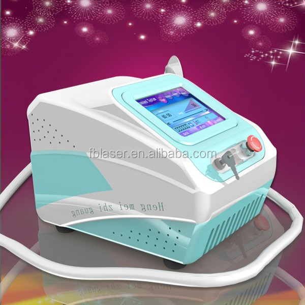 Best Cosmetic Laser Q Switched Nd Yag Laser Spot Removal