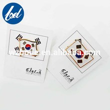 Manufacturer Supply Reasonable Price magnetic name badge
