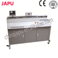 Perfect Hot Glue Book Binding Machine, Automatic File Making Machine