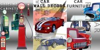 Car Wall Decor Car Furniture