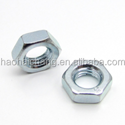 electric scooter stainless steel fasteners slim nut
