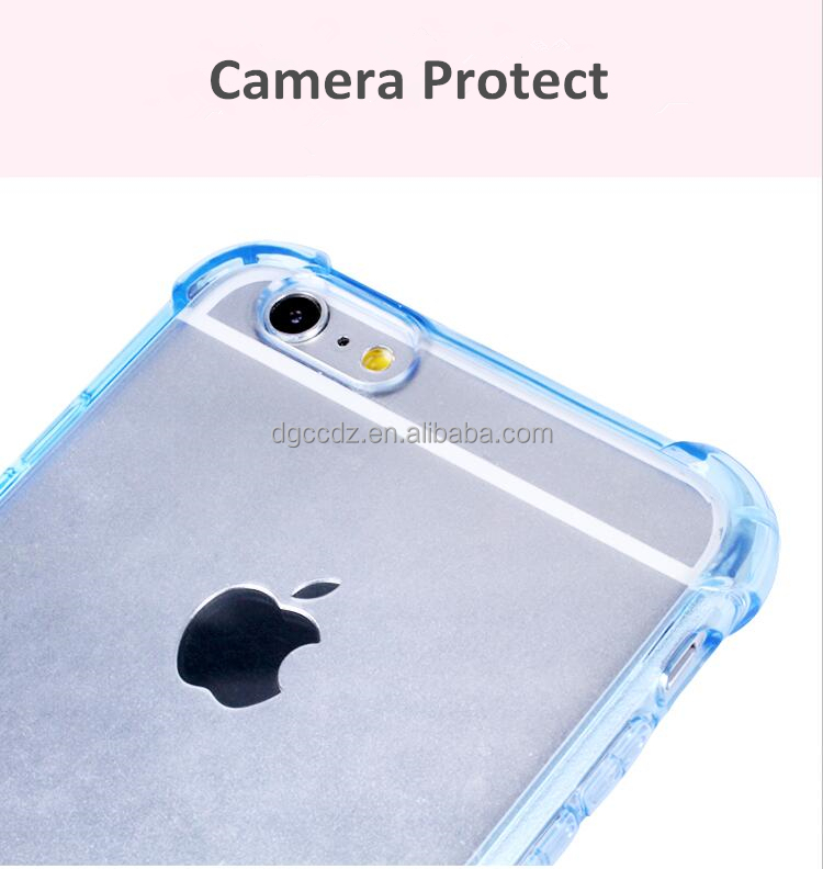 Plastic,TPU,TPU+PC,PC Material and for apple Compatible Brand, hard case cover for iphone 6 plus