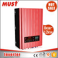 good price dc to ac 110v 220v off grid pure sine wave 10000 watt inverter with battery charger