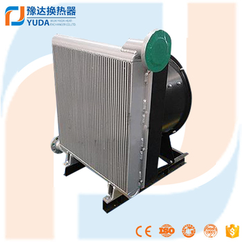 Hot selling OEM custom made aluminum plate fin truck oil cooler