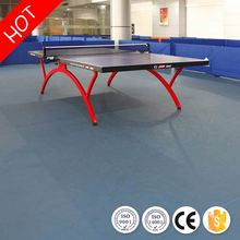 Low cost moisture-proof indoor sports pvc floor used for table tennis for indoor