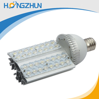 High Power High Brightness E27/E40 180degree led corn light with 12w to 60w