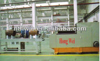 W10-3x1100 2-roller Rubber Rolling Machine