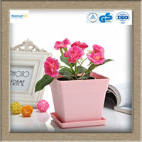 new products Cheap Plastic paper mother's day decoration