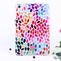 Full printing IMD PC hard cover case for fancy ipad mini case in alibaba China