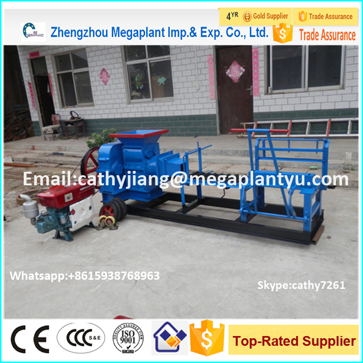 Alibaba Gold Supplier Diesel Electric Manual Solid Red Clay Brick Making Machine for sale price