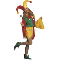 New Arrival Mardi Gras Carnival Costume Dress For Party Adult Women