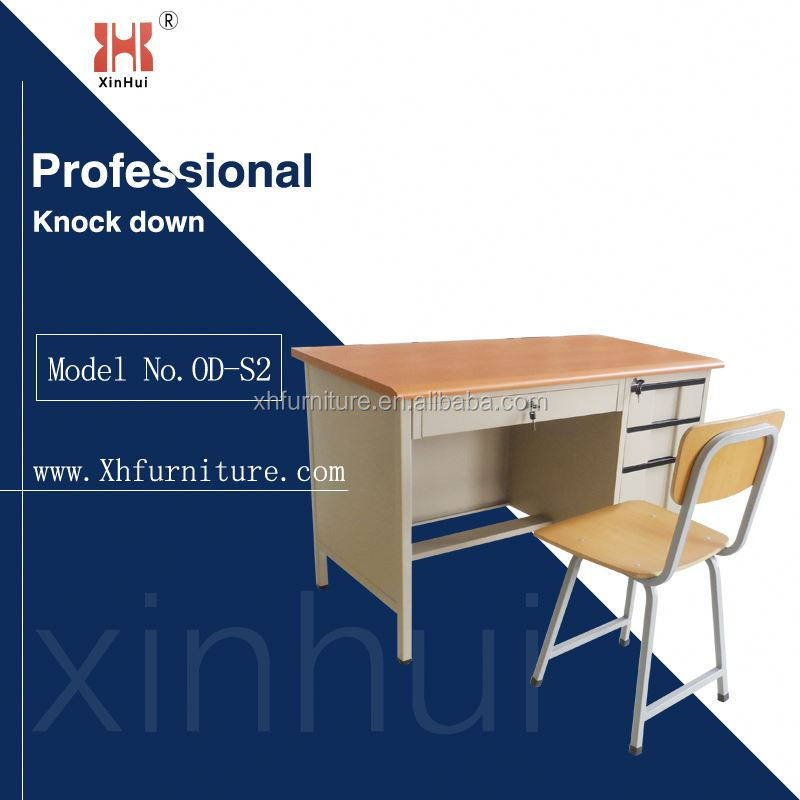 Solid Portable Stand Desk Working Table Office