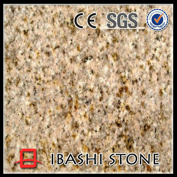G682 granite slab, yellow granite stone