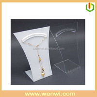 Acrylic Body Piercing Jewelry Display Stand
