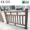 2018 Eco-friendly wood plastic composite fence & railings