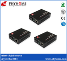Gigabit Ethernet WDM Bi-Directionnel Unique Mode Fiber Media Converter