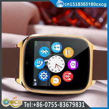 Low cost watch mobile phone LW05 Nucleus MTK6261D GSM IP66 smart wristband