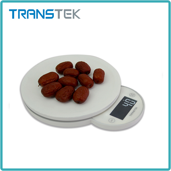 Cheapest Price CE slim digital kitchen scale with bowl