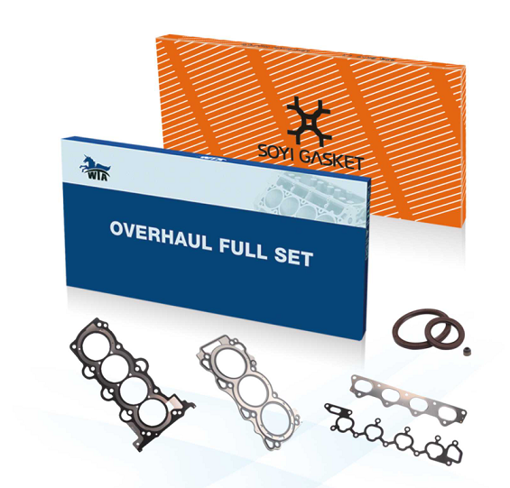 4JH1/4KH1/600P full gasket kit OEM:5-878152000