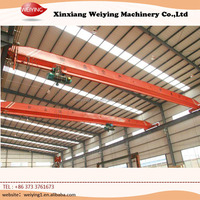 WirelessRemote Control Single Girder Bridge Crane 2Ton WithHoist