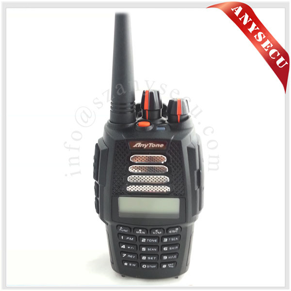 Anytone AT-398UV Dual band handheld two way radio (UV Dual band 136-174MHz& 400-480MHz)