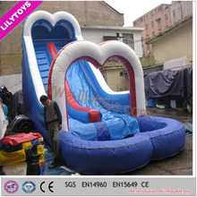Factory price hot sale giant inflatable water slide for adult and kid
