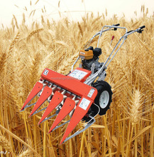 Zhengzhou Muchang Wheat Reaper Harvesters Machine