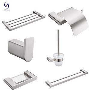 Alibaba Gold Supplier High Quality Stainless Steel Bath Set bathroom accessory