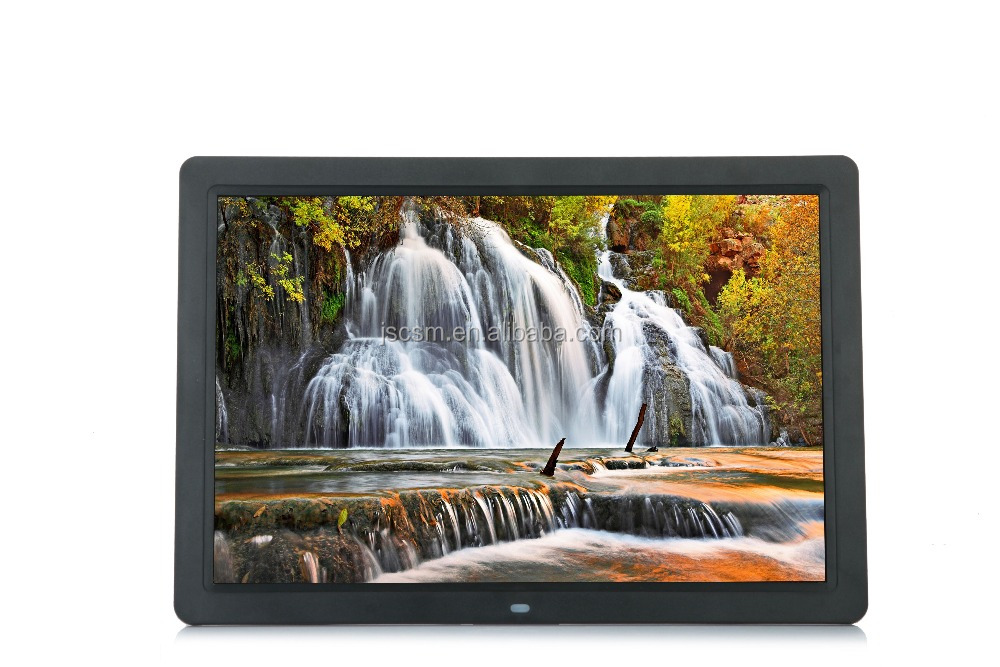 New model 15.6 inch motion sensor video auto loop playing mp4 digital media player for advertising