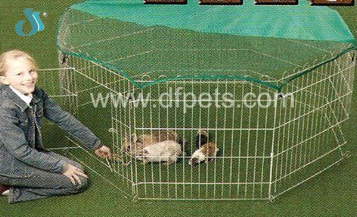 Wire Metal Pet Rabbit Play pen