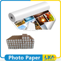 elegant appearance new arrival transparent high glossy photo paper