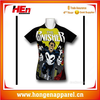 HongEn Apparel wholesale t shirts sublimation print t shirts Design Your Own T-Shirt