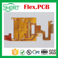 Smart Bes OEM Flex PCB Manufacturer Custom Flexible printed circuit board Double sided FPC