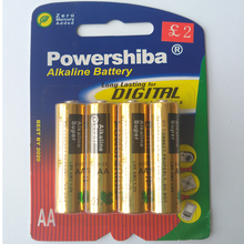 Alkaline Batteries dry cell 1.5v aaa battery LR03 dry battery