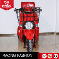 delivery electric three wheel car trike