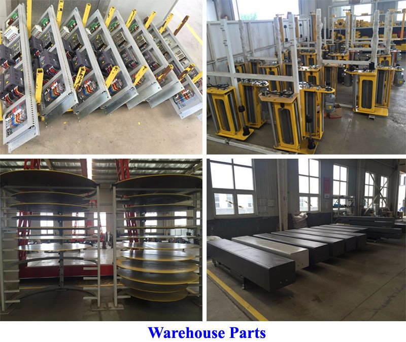 Easy Operation Automatic Tunnel Stretch Pallet Wrapping Machine