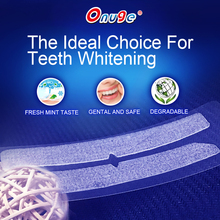 Best Teeth Whitening Effect Peroxide Free Teeth Whitening Strips, Dental Strips