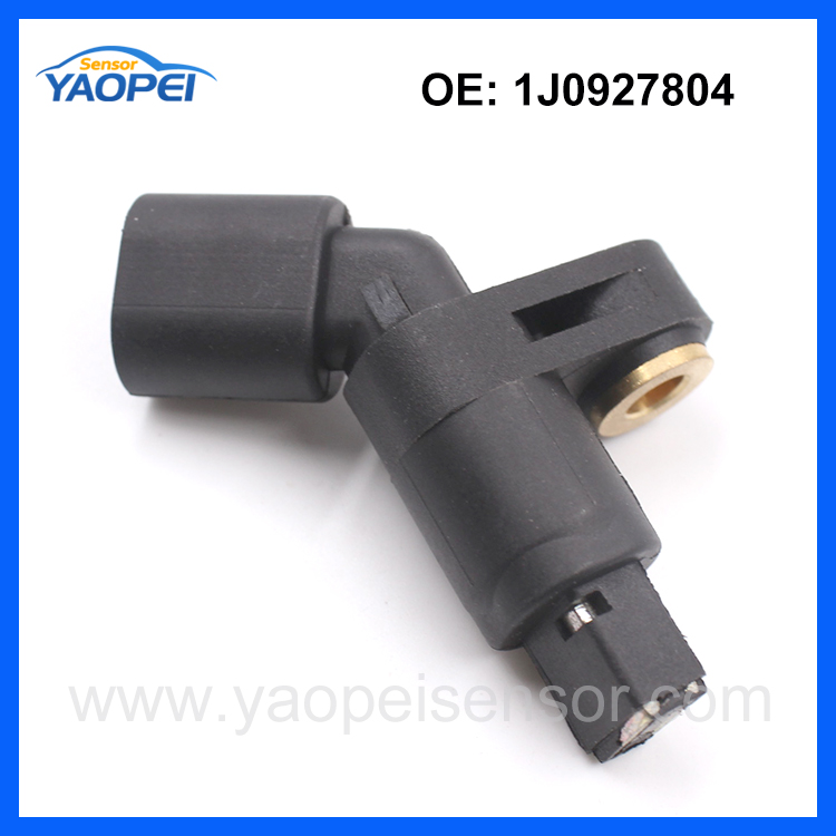 ABS Speed Sensor 1J0927803 1J0927804 For VW Golf Mk3 MK4 Bora Caddy Polo Passat Audi A3 S3 TT Seat Skoda Octavia 1992-2010