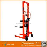 Hydraulic Forklift Pallet Stacker Fork Lift