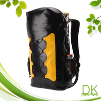 waterproof cooler dry fashionable sports inflatable pvc folding shoulder drawstring beach sport bag backpack rucksack